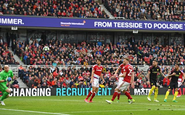 Middlesbrough 2 Man City 2: Gabriel Jesus saves the day with late equaliser to keep visitors in top four