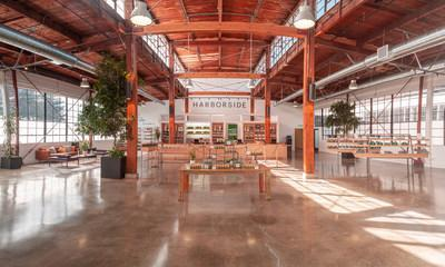 Harborside Receives Approval to Commence Adult-Use Sales at San Leandro Dispensary (CNW Group/Harborside Inc.)