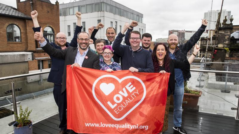 Proposed law will not compel NI ministers to provide same-sex marriage