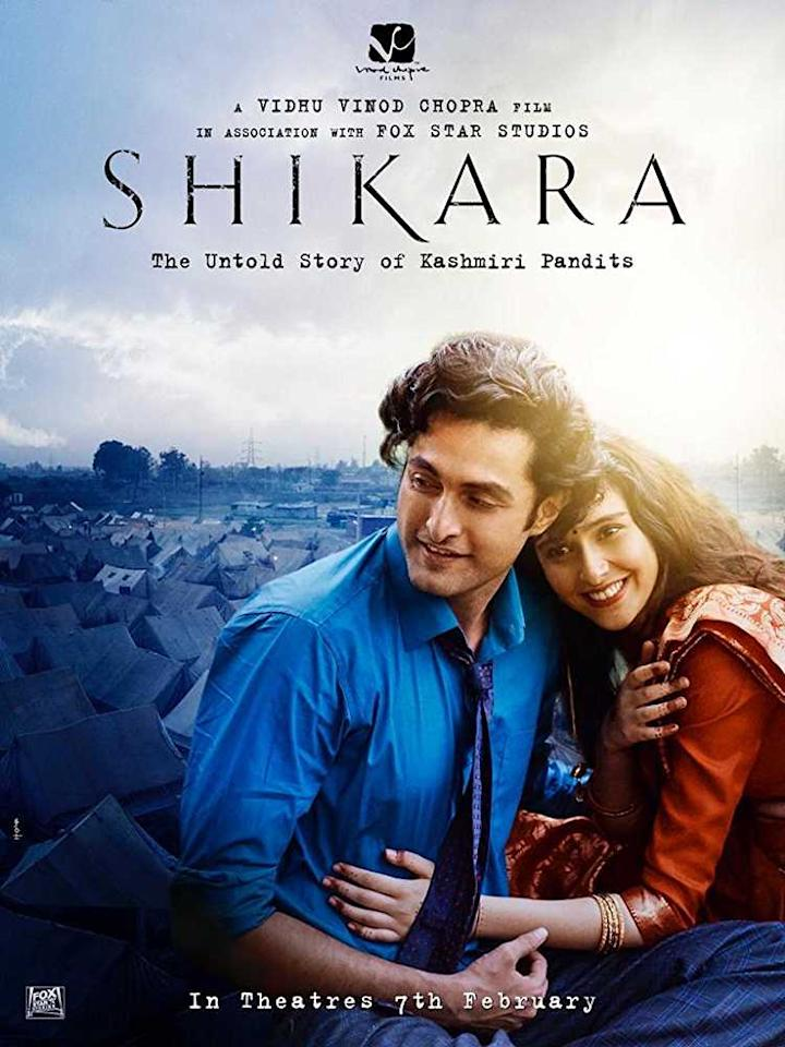 Shikara is the story of resilience in the face of insurmountable odds. It's also the story of a love that remains unextinguished through 30 years of exile. A timeless love story in the worst of times.