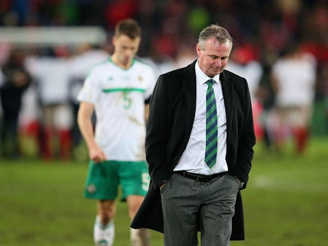 Michael O'Neill to consider future as Northern Ireland boss after World Cup heartbreak