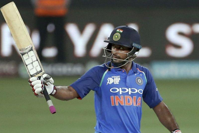 Rayudu was seen as India's number four for the World Cup until he was dropped for the last two games against Australia