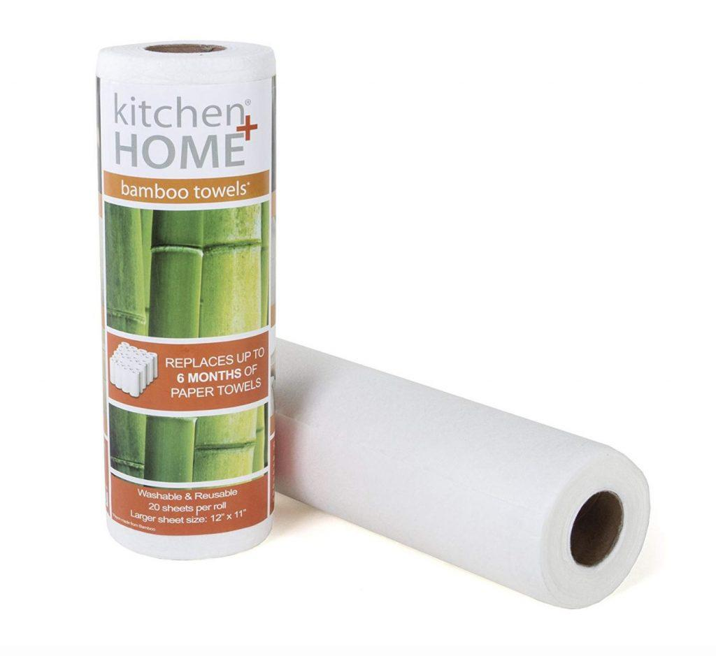Kitchen + Home Heavy Duty Bamboo Towels