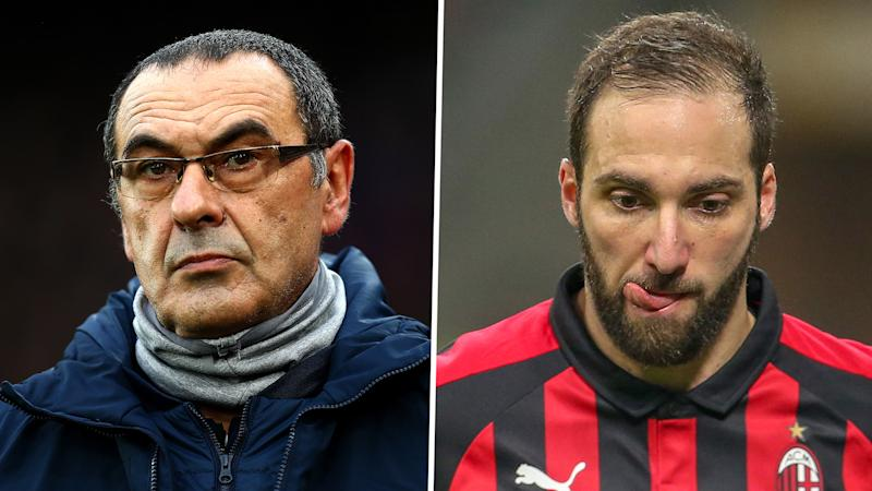 Higuain? We need two players but it's up to the club – Sarri