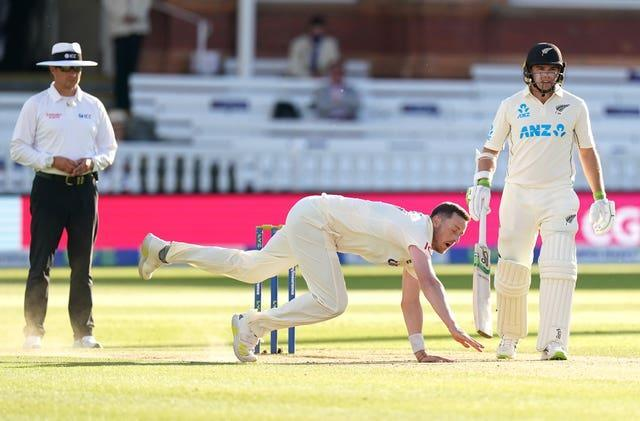 Ollie Robinson impressed with bat and ball during his Test debut but was brought to his knees after historic tweets when he was a teenager were unearthed following the first day. He has since been suspended from all international cricket
