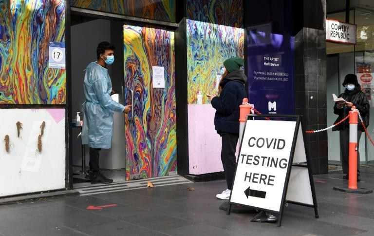 The 'circuit-breaker' lockdown in Melbourne is designed to allow contact tracers to get on top of cases, with residents permitted to leave home only for essential reasons including getting vaccinate