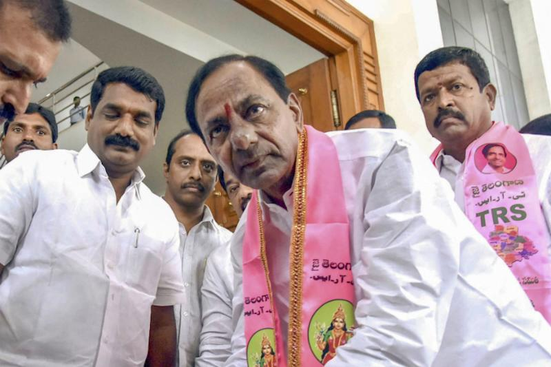 KCR Pushes For New Secretariat Building that is Vastu-compliant, to Lay Foundation Stone on June 27