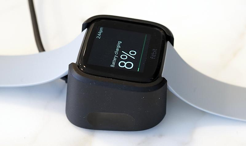 Review of Fitbit Versa smartwatch