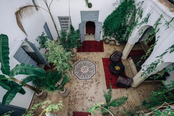 Riad Tizwa is chic and affordable (Riad Tizwa)