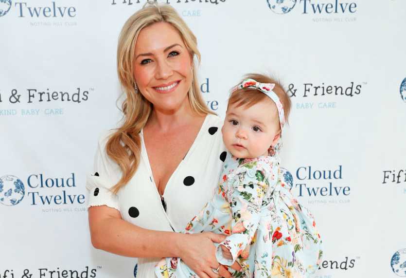 New mum Heidi Range fears passing insecurities on to daughter, she says on White Wine Question Time episode