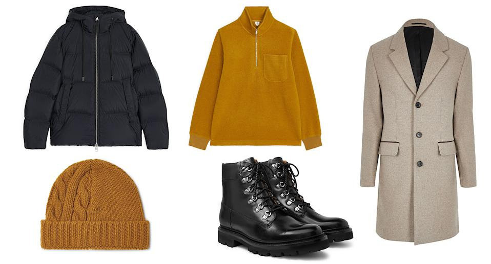 Shop the best men's AW19 must-haves [Photo: Courtesy]