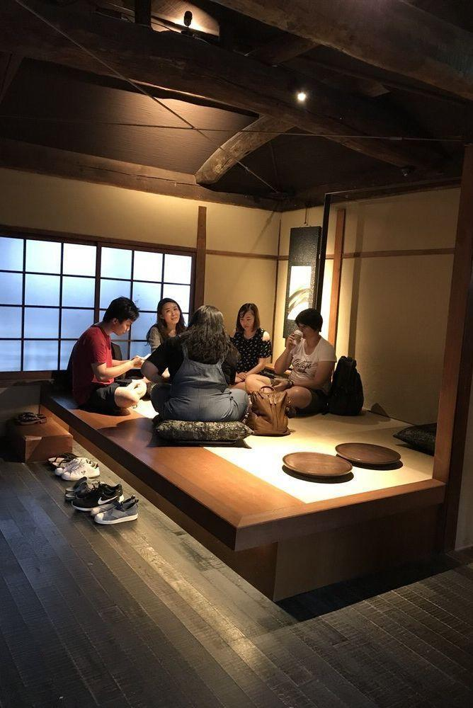 """<p>Believe it or not, this is a Starbucks. Located in Kyoto, <a href=""""https://www.yelp.com/biz/%E3%82%B9%E3%82%BF%E3%83%BC%E3%83%90%E3%83%83%E3%82%AF%E3%82%B9%E3%82%B3%E3%83%BC%E3%83%92%E3%83%BC-%E4%BA%AC%E9%83%BD%E4%BA%8C%E5%AF%A7%E5%9D%82%E3%83%A4%E3%82%B5%E3%82%AB%E8%8C%B6%E5%B1%8B%E5%BA%97-%E4%BA%AC%E9%83%BD%E5%B8%82"""" rel=""""nofollow noopener"""" target=""""_blank"""" data-ylk=""""slk:this Starbucks"""" class=""""link rapid-noclick-resp"""">this Starbucks</a> is housed inside an old Japanese townhome and features tatami mats for traditional Japanese seating.</p>"""