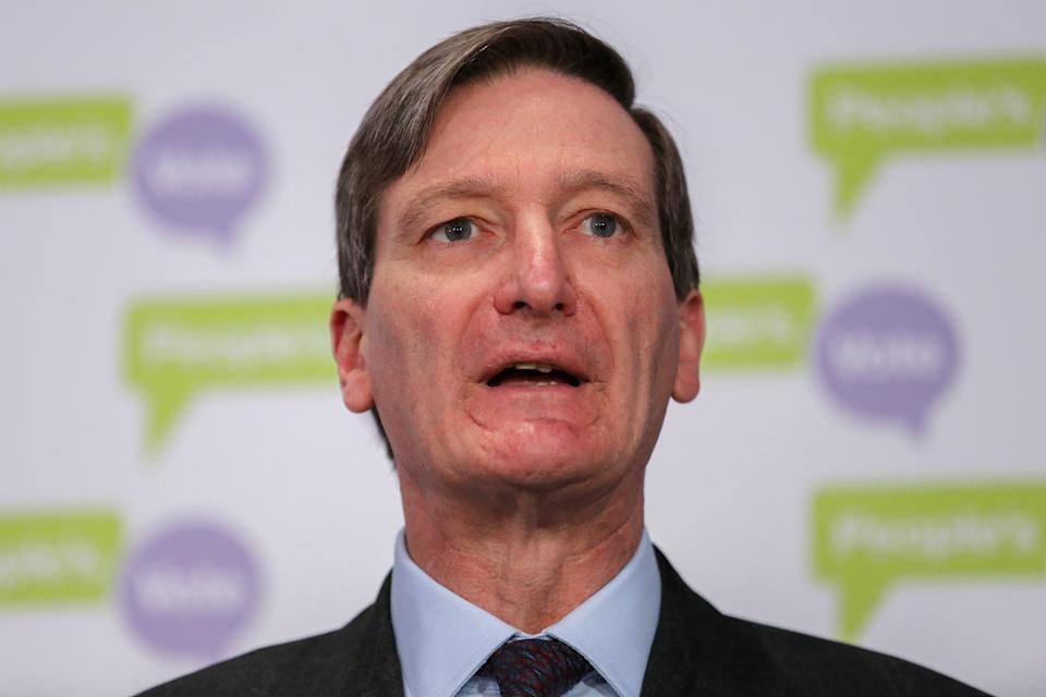 Tory MP Dominic Grieve believes several MPs could vote against their own government (Picture: PA)