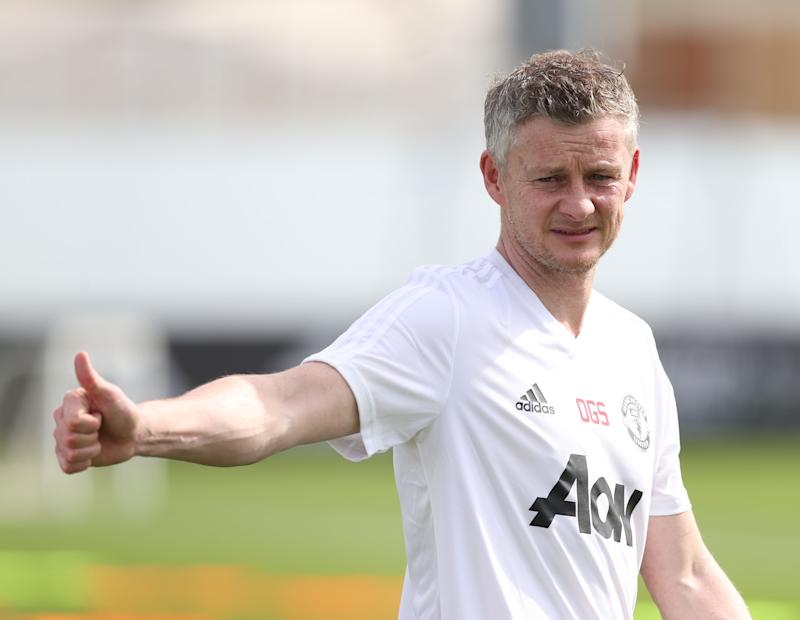 Solskjaer has won each of his first five games in chargeMore