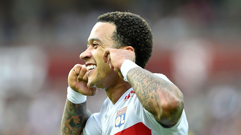 'I'm at my best right now' – Depay feeling rejuvenated at Lyon