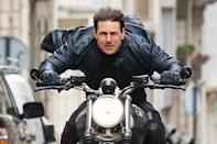 <p>Following the events of <em>Mission Impossible: Rogue Nation, </em>Ethan Hunt (Tom Cruise), Luther Stickell (Ring Rhames), Benji Dunn (Simon Pegg), and Ilsa Faust (Rebecca Ferguson) all return for a new mission on November 19, 2021.</p>