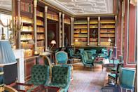 """<p>In 2015, the businessman Michel Reybier took on the challenge of building a Palace with the dimensions of a boutique hotel. By collaborating with the French designer Jacques Garcia, he has created an enchanting retreat at <a href=""""https://www.lareserve-paris.com/en/?gclid=CjwKCAjwieuGBhAsEiwA1Ly_nbH92vCW5x_GcVk5DS_cJQRa0tyBHCErlu7UhLQh8UTD56wtVMiYVxoCgV0QAvD_BwE"""" rel=""""nofollow noopener"""" target=""""_blank"""" data-ylk=""""slk:La Reserve"""" class=""""link rapid-noclick-resp"""">La Reserve</a> that mixes unique pieces of antique furniture with silk-hung walls, velvet drapes and Carrara and Turquin blue marble bathrooms. With only 25 suites and 15 rooms, the smallest of the Palaces offers a home-away-from-home feeling, where the staff – who appear to be as happy as you are to be there – master the art of anticipating your every wish. From the two-Michelin-starred restaurant Le Gabriel by Jérôme Banctel to the sumptuous spa, you may never want to leave.<br></p>"""