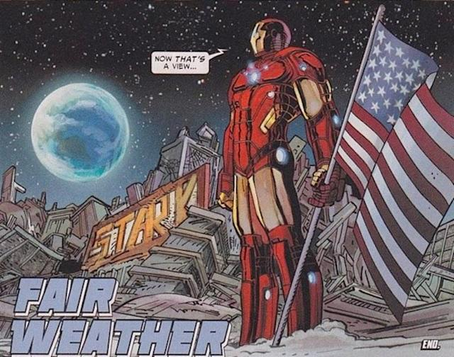 "<p>Happy Fourth of July from Robert Downey Jr. and Iron Man. ""Happy birthday, America! Wishing you all fair weather, safe shenanigans, and quality time with friends and family. #Happy4th #USA"" the actor posted. (Photo: <a href=""https://www.instagram.com/p/BWIYyADDeQZ/"" rel=""nofollow noopener"" target=""_blank"" data-ylk=""slk:Robert Downey Jr. via Instagram"" class=""link rapid-noclick-resp"">Robert Downey Jr. via Instagram</a>)<br><br></p>"