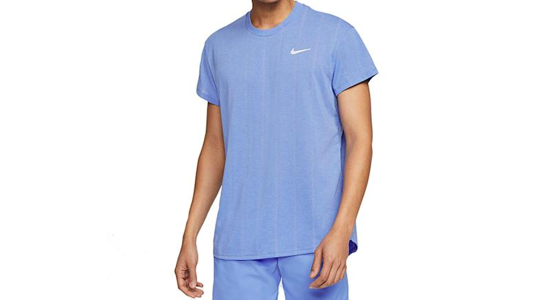 Men's Tennis Top NikeCourt Challenger