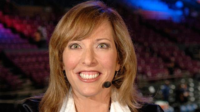 """Over the past 25 years, the pioneering Linda Cohn has anchored more """"SportsCenter"""" editions than anybody in ESPN history."""