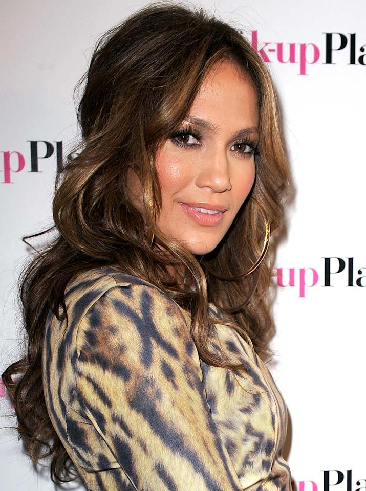 "One of the multi-talented Jennifer Lopez's loveliest features is the luminescent glow that lights up her every look, whether the 40-year-old is walking the red carpet or enjoying a vacay with Marc and the twins. Gustavo Caballero/<a href=""http://www.gettyimages.com/"" target=""new"">GettyImages.com</a> - April 14, 2010"