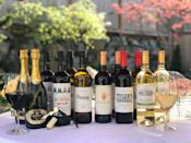 """<p><a class=""""link rapid-noclick-resp"""" href=""""https://go.redirectingat.com?id=74968X1596630&url=https%3A%2F%2Fwww.cellarswineclub.com%2Fbest-wine-clubs.aspx&sref=https%3A%2F%2Fwww.delish.com%2Fentertaining%2Fwine%2Fg31669054%2Fwine-subscription%2F"""" rel=""""nofollow noopener"""" target=""""_blank"""" data-ylk=""""slk:BUY NOW"""">BUY NOW</a> <strong><em>from $50 per month for 2 bottles</em></strong></p><p>There are a dozen different wine clubs (that's not an exaggeration) you can opt into on Cellars' site: 90 point wines, imported wines, sparkling wines, sweet wines, natural wines, the list goes on. But the customization doesn't stop there. You can choose how many shipments you want, how often you want them (monthly, every two months, or quarterly), and when you want your subscription to begin. <em>But wait</em>—there's more. <a href=""""https://www.cellarswineclub.com/giveback.aspx"""" rel=""""nofollow noopener"""" target=""""_blank"""" data-ylk=""""slk:Cellars Wine Club will donate the cost of 15% of your order"""" class=""""link rapid-noclick-resp"""">Cellars Wine Club will donate the cost of 15% of your order</a> to a nonprofit of your choosing...at no added cost to you.</p>"""