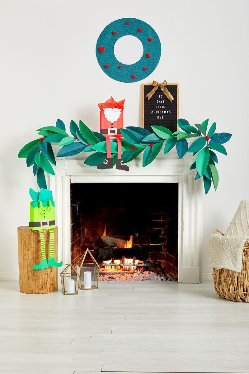 """<p>These days, it's easy to find just about any type of <a href=""""https://www.goodhousekeeping.com/holidays/christmas-ideas/g29071878/best-christmas-decorations-to-buy/"""" rel=""""nofollow noopener"""" target=""""_blank"""" data-ylk=""""slk:Christmas decoration"""" class=""""link rapid-noclick-resp"""">Christmas decoration</a> at your local retailer, but it's so much more fun to inject your personality and design style into your home. One of the best ways to do this is with DIY Christmas crafts. You can create your own <a href=""""https://www.goodhousekeeping.com/holidays/christmas-ideas/how-to/g1253/diy-christmas-wreaths/"""" rel=""""nofollow noopener"""" target=""""_blank"""" data-ylk=""""slk:front door wreath"""" class=""""link rapid-noclick-resp"""">front door wreath</a> to make a good first impression, arrange gift-toppers for your presents, or even assemble your own ornaments to enhance your tree. The options are endless if you're just ready to be inspired—and put your hot glue gun to work. </p><p>And because DIY means affordable, many of the Christmas crafts we suggest make use of common household items you already own. Everything from fabric scraps to basic cardboard boxes can become statement pieces of holiday decor. Get inspired by this roundup of creative DIY Christmas craft projects, ranging from a striking garland card holder to a playful fabric wreath.<br></p>"""