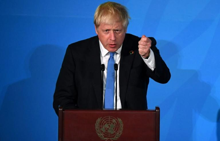 "British Prime Minister Boris Johnson thinks US President Donald Trump can negotiate a ""better"" nuclear deal with Iran"