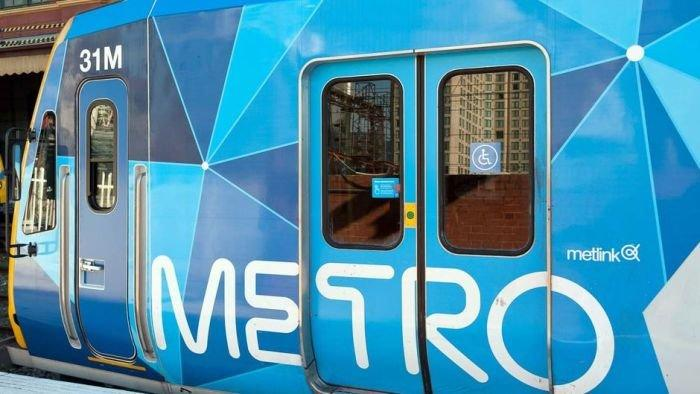 Trains disrupted after workers sever cables