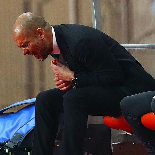 <span>City were dumped out of the Champions League by Monaco this week</span> <span>Credit: Rex Features </span>