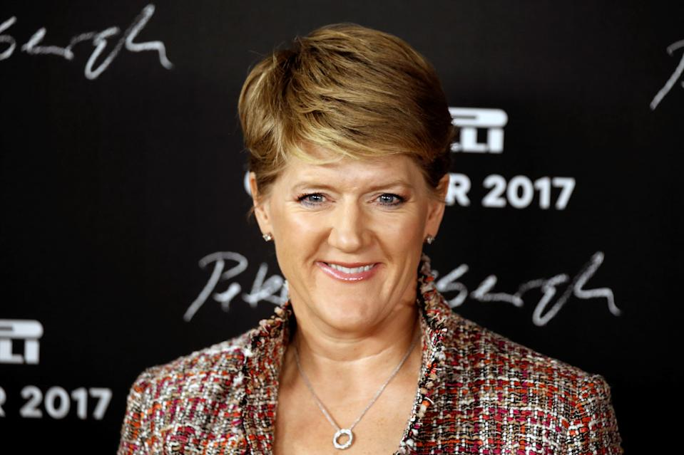 RFL president Clare Balding believes 2021's Rugby League World Cup in England could establish the code as a world leader in sport equality. Picture: REUTERS/Charles Platiau