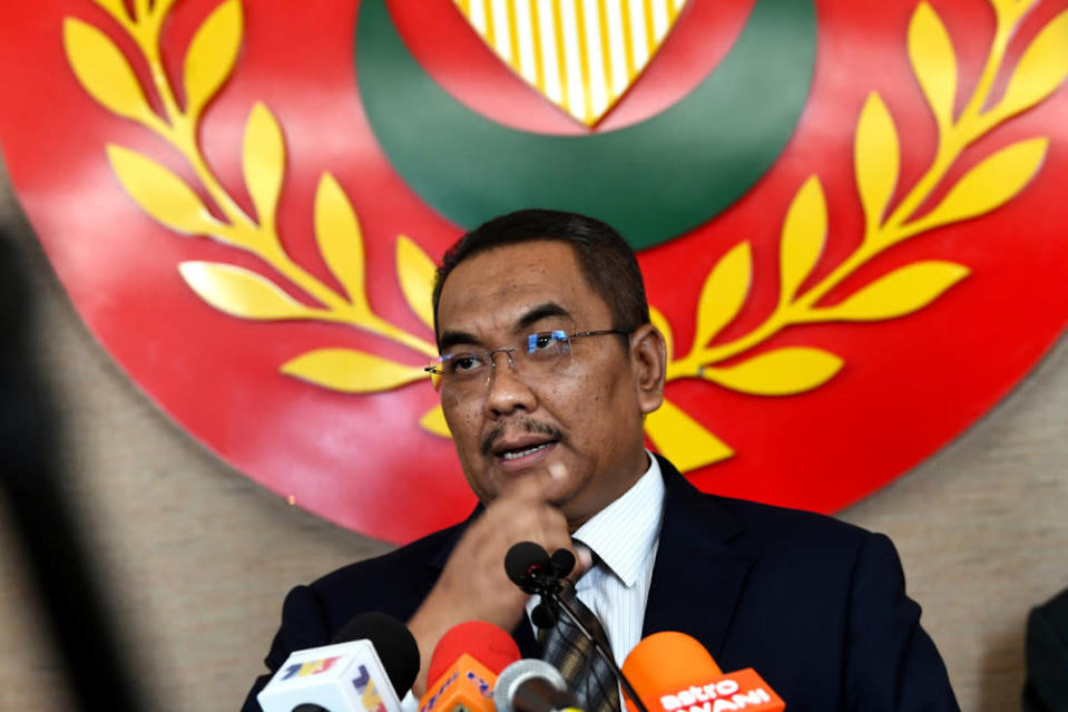 According to a statement by Kedah Mentri Besar Muhammad Sanusi Md Nor, ECK will own 80 per cent of the SPV's equity while the Kedah state government will own the remaining equity under the Kedah Development Corporation's subsidiary, KXP AirportCity Holdings Sdn Bhd. — Bernama pic