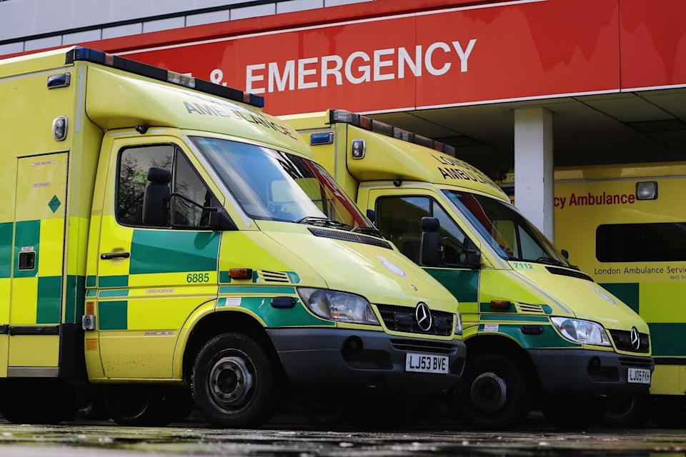 <p>The number of weekly Covid deaths in the capital jumped from 87 to 124</p> (Getty Images)