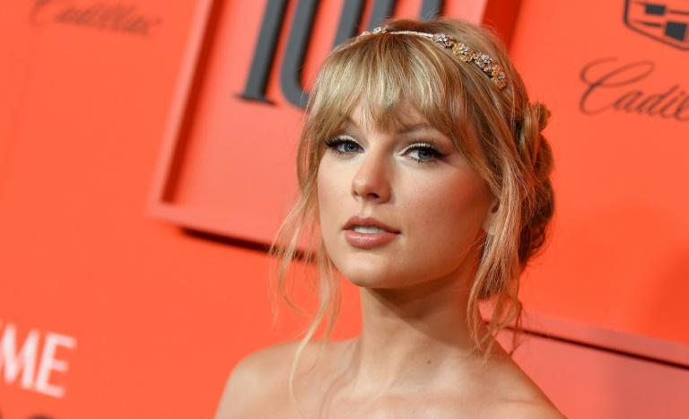 "Once a perennial favorite, Taylor Swift was nominated for just three awards, and only one in a major category, with her seventh album ""Lover"" missing out on a potential Album of the Year award"