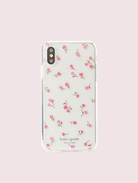 "<p>This <a href=""https://www.popsugar.com/buy/Kate-Spade-Jeweled-Meadow-Clear-iPhone-XS-Case-475714?p_name=Kate%20Spade%20Jeweled%20Meadow%20Clear%20iPhone%20XS%20Case&retailer=katespade.com&pid=475714&price=45&evar1=geek%3Aus&evar9=46455651&evar98=https%3A%2F%2Fwww.popsugartech.com%2Fphoto-gallery%2F46455651%2Fimage%2F46455685%2FKate-Spade-Jeweled-Meadow-Clear-iPhone-XS-Case&list1=tech%2Cshopping%2Ciphone%2Cphone%20cases&prop13=mobile&pdata=1"" rel=""nofollow"" data-shoppable-link=""1"" target=""_blank"" class=""ga-track"" data-ga-category=""Related"" data-ga-label=""https://www.katespade.com/products/jeweled-meadow-clear-iphone-xs-case/8ARU6378.html"" data-ga-action=""In-Line Links"">Kate Spade Jeweled Meadow Clear iPhone XS Case</a> ($45) is so sweet.</p>"