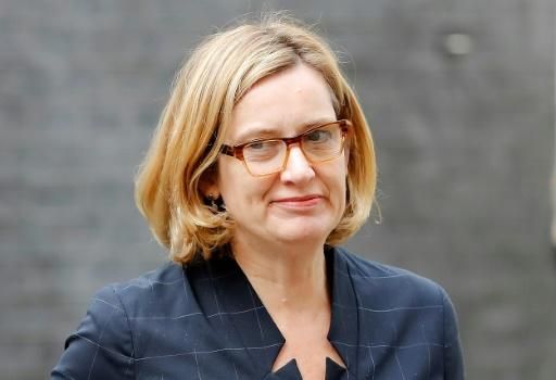 Home Secretary Amber Rudd was forced onto the defensive after telling a parliamentary committee the Home Office did not keep targets for the number of illegal immigrants removed from Britain