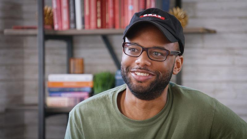 """DNA """"is not telling you your race, because race is not a biological fact,"""" saysBlack cultural theorist and author Mychal Denzel Smith. (Photo: HuffPost)"""
