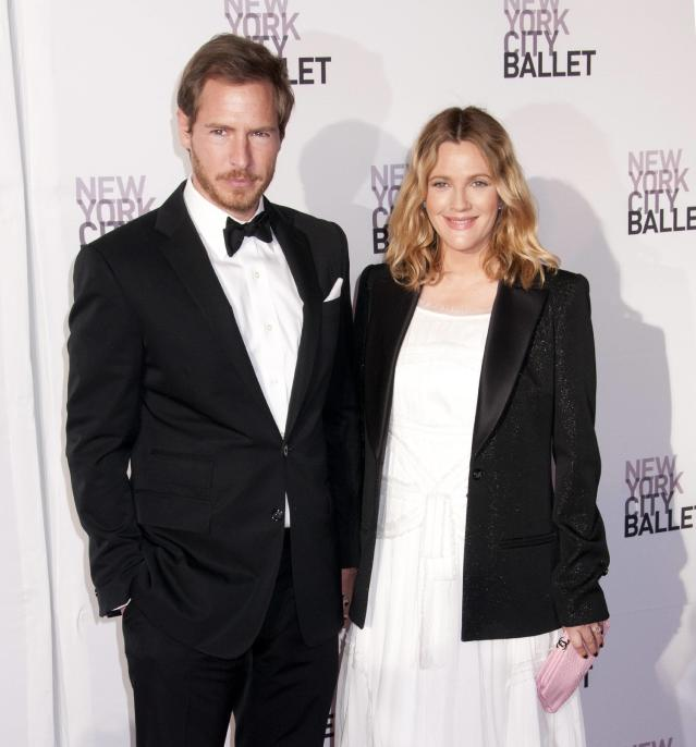 "**File Photos** * DREW BARRYMORE IS A MUM DREW BARRYMORE has become a first-time mum. The Charlie's Angels star gave birth to baby girl Olive last week (26Sep12), three months after she wed the child's father, art consultant Will Kopelman. The couple has released a statement via a spokesman, which reads, ""We are proud to announce the birth of our daughter, Olive Barrymore Kopelman, born September 26th, healthy, happy and welcomed by the whole family. ""Thank you for respecting our privacy during this most special time in our lives."" (KL/WNWC/MT) Will Kopelman, Drew Barrymore 2012 New York City Ballet's Spring Gala at the David H. Koch Theater, Lincoln Center New York City, USA - 10.05.12 Mandatory Credit: WENN.com"