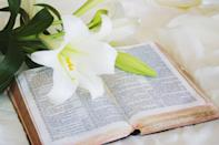 "<p><a href=""https://www.womansday.com/easter/"" rel=""nofollow noopener"" target=""_blank"" data-ylk=""slk:Easter"" class=""link rapid-noclick-resp"">Easter</a> is one of the most important Christian holidays of the year. It is a time to celebrate the resurrection of Jesus Christ, and beyond that it is a time to reconnect with your faith and to take stock of your relationship with the Lord. One way to grow your faith and to develop a deeper spiritual relationship with God is to turn to scripture. These Easter Bible verses will help you focus on the true meaning behind the holiday and will be an aid in your own personal reflections this <a href=""https://www.womansday.com/life/entertainment/g2877/easter-quotes/"" rel=""nofollow noopener"" target=""_blank"" data-ylk=""slk:Easter"" class=""link rapid-noclick-resp"">Easter</a>. These Easter Bible quotes are also the perfect place to begin if you want to have a conversation about the holiday with friends or family, or if you need inspiration on what to write in an Easter card that you're sending to someone. </p><p>But don't think that really focusing on your faith this Easter means you can't have any fun — of course you can! One of the reasons Easter is such a special holiday for so many people is because it brings families together for fun activities like <a href=""https://www.womansday.com/home/crafts-projects/g2216/easter-eggs/"" rel=""nofollow noopener"" target=""_blank"" data-ylk=""slk:decorating Easter eggs"" class=""link rapid-noclick-resp"">decorating Easter eggs</a>, <a href=""https://www.womansday.com/life/g30764979/adult-easter-egg-hunt-ideas/"" rel=""nofollow noopener"" target=""_blank"" data-ylk=""slk:Easter egg hunts"" class=""link rapid-noclick-resp"">Easter egg hunts</a>, and debates over which <a href=""https://www.womansday.com/food-recipes/food-drinks/g2201/easter-candy/"" rel=""nofollow noopener"" target=""_blank"" data-ylk=""slk:Easter candy"" class=""link rapid-noclick-resp"">Easter candy</a> is the best (also are solid chocolate bunnies or hollow chocolate bunnies better?). Whether you're able to <a href=""https://www.womansday.com/home/decorating/g2893/easter-party-ideas/"" rel=""nofollow noopener"" target=""_blank"" data-ylk=""slk:spend the holiday with friends"" class=""link rapid-noclick-resp"">spend the holiday with friends</a> and family or you're having <a href=""https://www.womansday.com/life/a32021071/virtual-easter-egg-hunt-ideas/"" rel=""nofollow noopener"" target=""_blank"" data-ylk=""slk:virtual Easter celebrations"" class=""link rapid-noclick-resp"">virtual Easter celebrations</a>, there are so many fun ways to celebrate the holiday. And if you're not sure where to begin, why not try making some tasty <a href=""https://www.womansday.com/food-recipes/food-drinks/g1466/easter-food-ideas/"" rel=""nofollow noopener"" target=""_blank"" data-ylk=""slk:Easter dinner recipes"" class=""link rapid-noclick-resp"">Easter dinner recipes</a>, or even an <a href=""https://www.womansday.com/food-recipes/food-drinks/g2234/easter-desserts/"" rel=""nofollow noopener"" target=""_blank"" data-ylk=""slk:Easter dessert"" class=""link rapid-noclick-resp"">Easter dessert</a>. </p>"