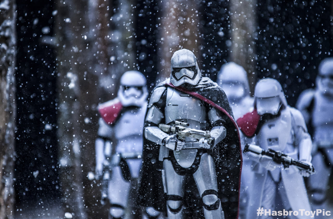 """<p>""""Something as simple and plain as a stormtrooper could have so much emotion if you capture just right. I could probably take photos of troopers all day.""""—Johnny Wu (<a href=""""https://www.instagram.com/sgtbananas/"""">@sgtbananas</a>)</p>"""