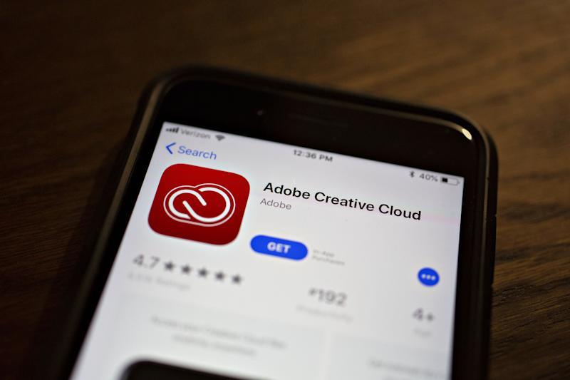 Adobe Reports Sales That Top Estimates on Creative Software