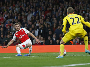 Premier League: Aaron Ramsey reportedly agrees to join Juventus from Arsenal on five-year deal in summer