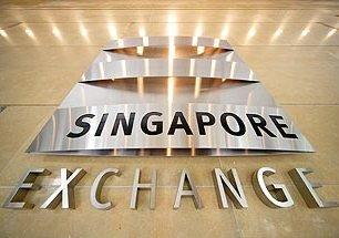 SGX's volume-to-volume ratio hit lowest point at 0.32