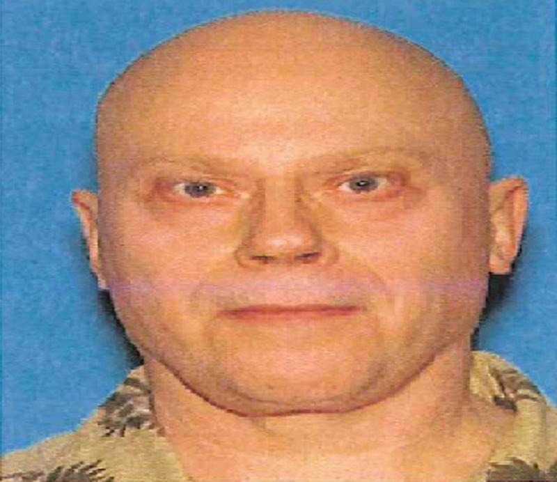 This photo released by the Carson City Sheriff's Office shows William McCune. A sheriff says a body believed to be that of Nevada's chief insurance examiner, McCune, was found Saturday  April 6, 2013, in a river in Carson City, and four suspects were arrested in connection with his disappearance. (AP Photo/Carson City Sheriff's Department)