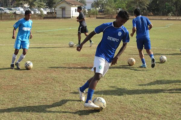 Mandar who idolises Ronaldinho could Dempo's answer to all its midfield troubles