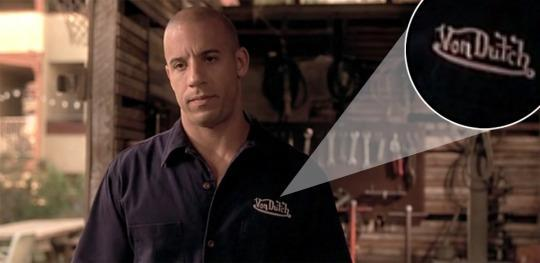 A Brief History Of Furious Product Placements