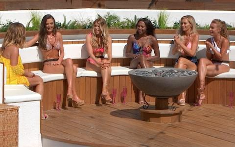 You can't protest about sexual stereotyping or the pornification of women, then watch Love Island - Credit: ITV