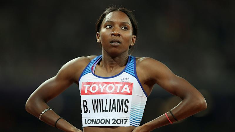 Team GB sprinter might withdraw from police misconduct investigation