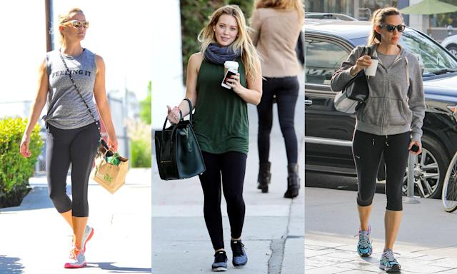 Reese Witherspoon, Hilary Duff, Jennifer Garner