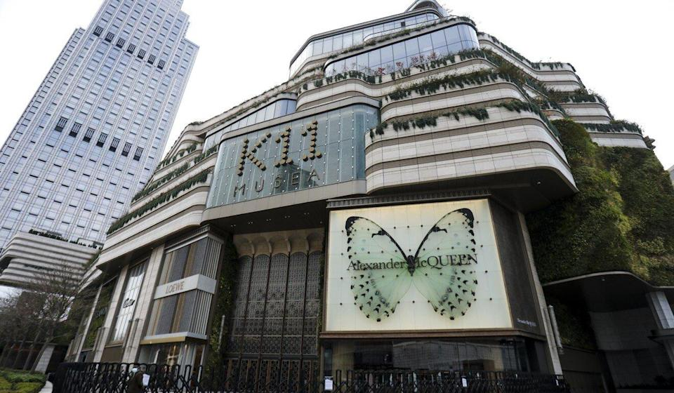 K11 Musea and its sister malls will be holding lotteries giving away HK$2 million in prizes. Photo: May Tse